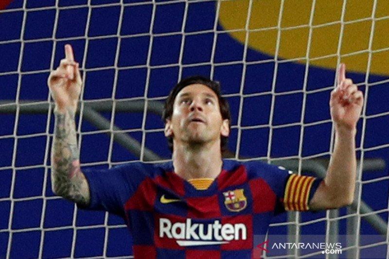 Batalkan negosiasi kontrak dengan Barcelona, Lionel Messi hengkang?