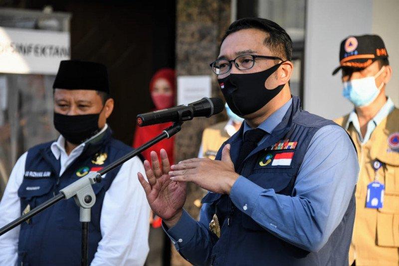 8 daerah di Jawa Barat laksanakan pilkada 2020 dengan AKB