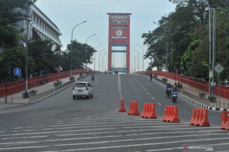 Hari jadi Kota Palembang ke-1.337  tanpa perayaan