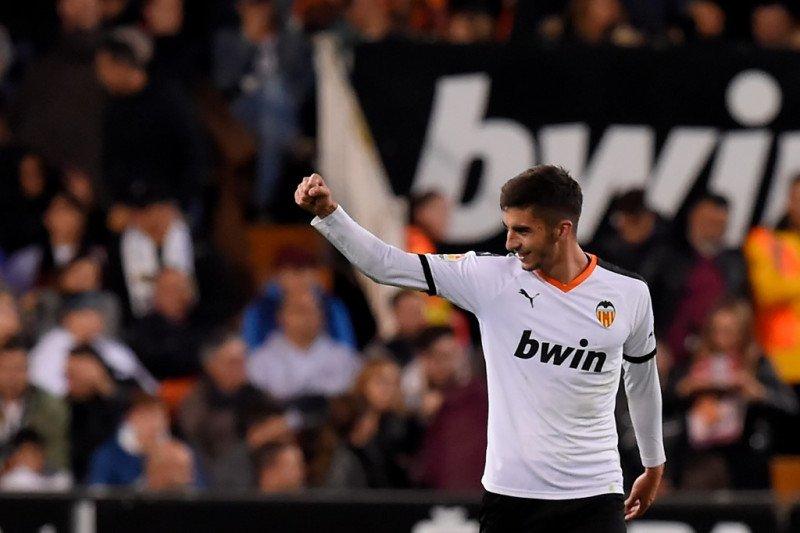 Laga Valencia vs Madrid, Ferran Torres bisa menjadi pusat perhatian