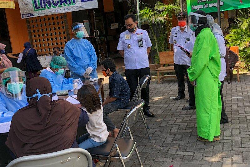 Rapid test acak ke restoran dan kafe Yogyakarta ditarget pada pekan depan