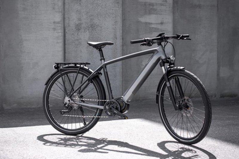 Berbanderol Rp52 juta, ini penampakan sepeda listrik pertama Triumph