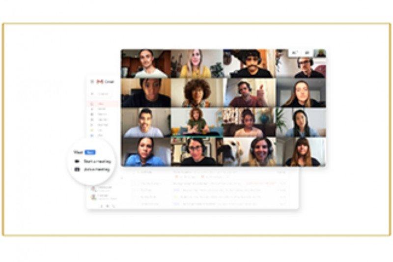 Google Meet segera hadir di Gmail Android dan iOS