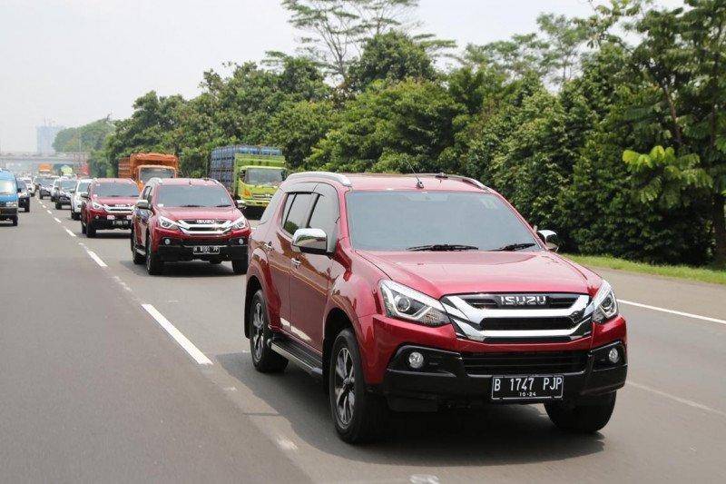 Genjot penjualan SUV mu-X, Isuzu tawarkan servis gratis 3 tahun