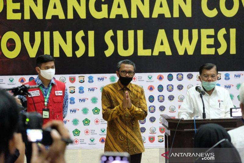 Gubernur Sulsel : Pemkot Makassar rumuskan perwali protokol kesehatan