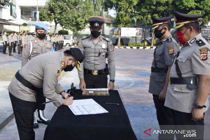 Kapolres Bogor geser AKP Fadli dari posisi Kasat Lantas