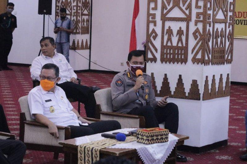 Polda Lampung apresiasi masyarakat yang serahkan senpi rakitan kepada polisi