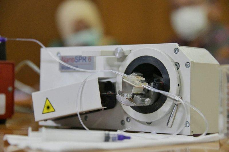 Alat deteksi COVID-19 Unpad dan ITB masuki validasi sampel virus