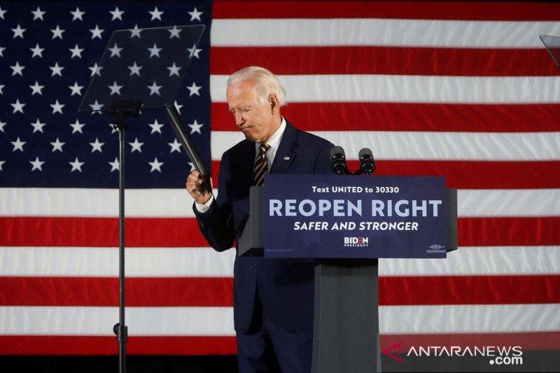 Penasihat Joe Biden bentuk tim transisi peralihan kepresidenan AS