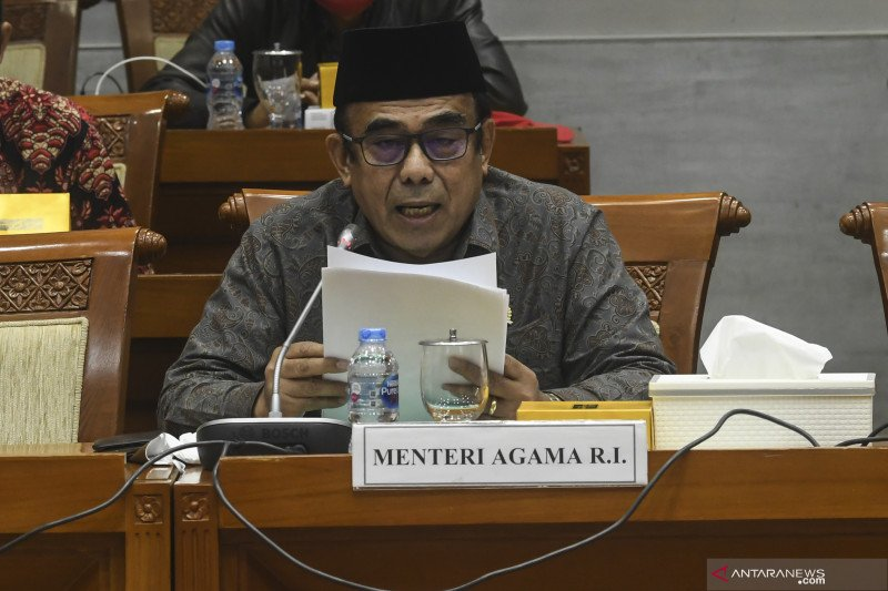 DPR setujui anggaran pagu indikatif Kemenag 2021 sebesar Rp66,67 triliun