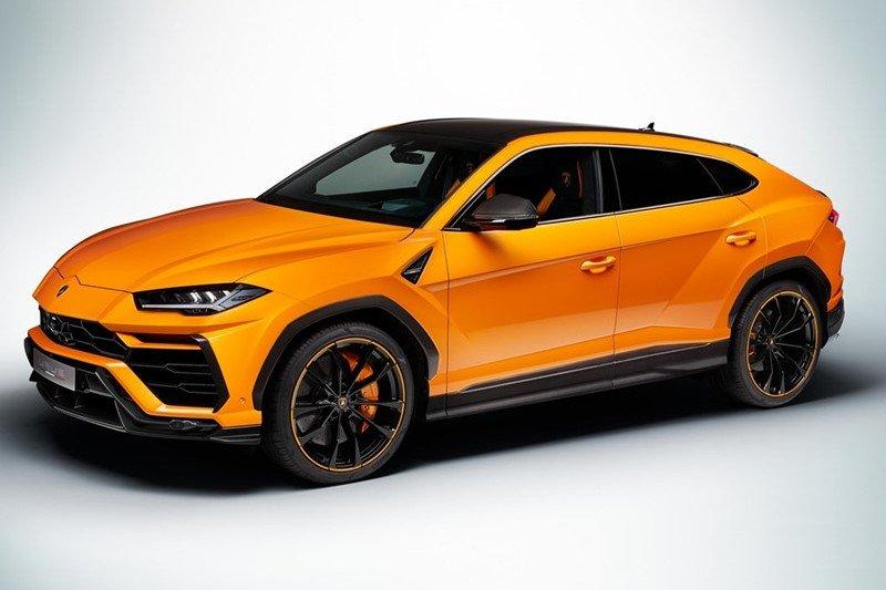 Lamborghini luncurkan Urus edisi terbaru