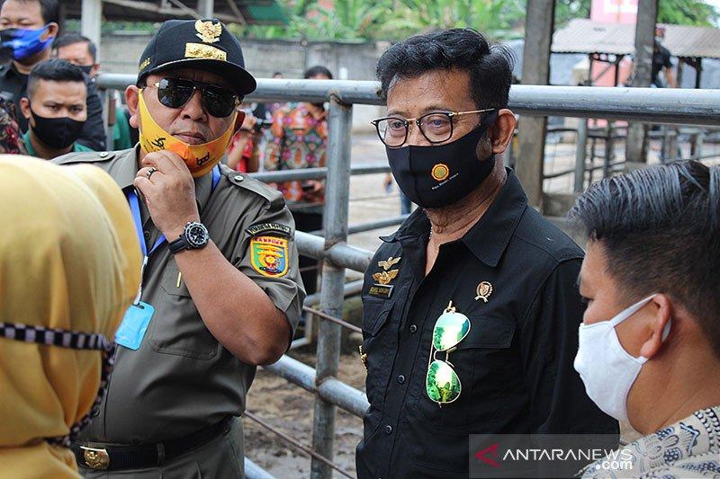 Mentan apresiasi keberhasilan Lampung jaga lahan pertanian pangan berkelanjutan
