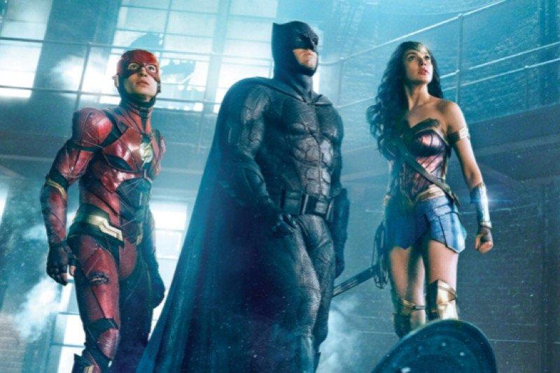 """Zack Snyder ungkap cuplikan film """"Snyder Cut"""""""