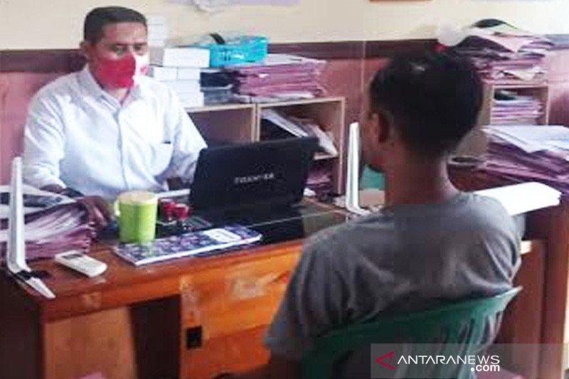 Ngaku anggota BNNP Kalteng hingga tiduri dan curi uang PSK