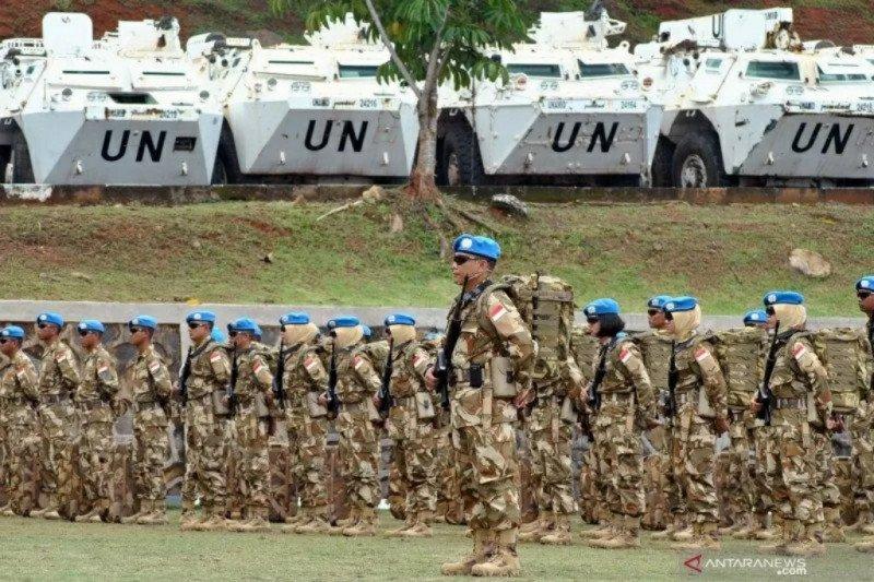 Penghadangan tank Israel, TNI: Sudah sesuai SOP