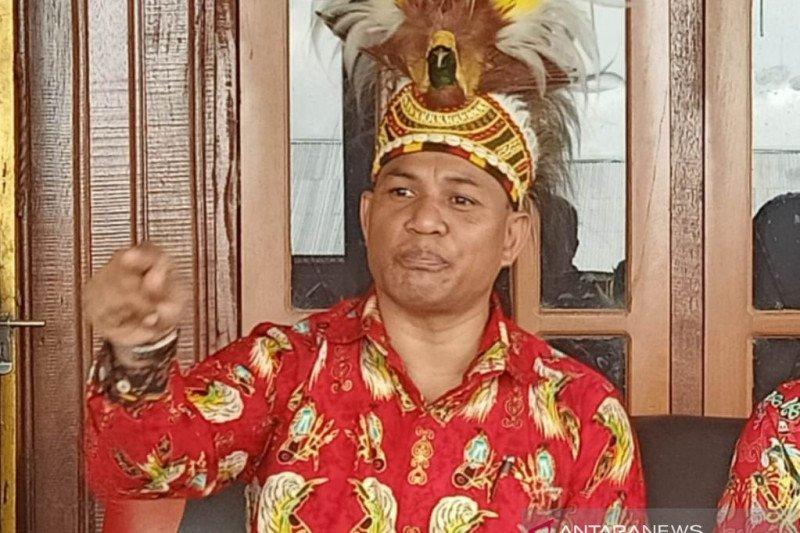 Pemuda adat Papua minta warga hormati putusan hukum tujuh terdakwa
