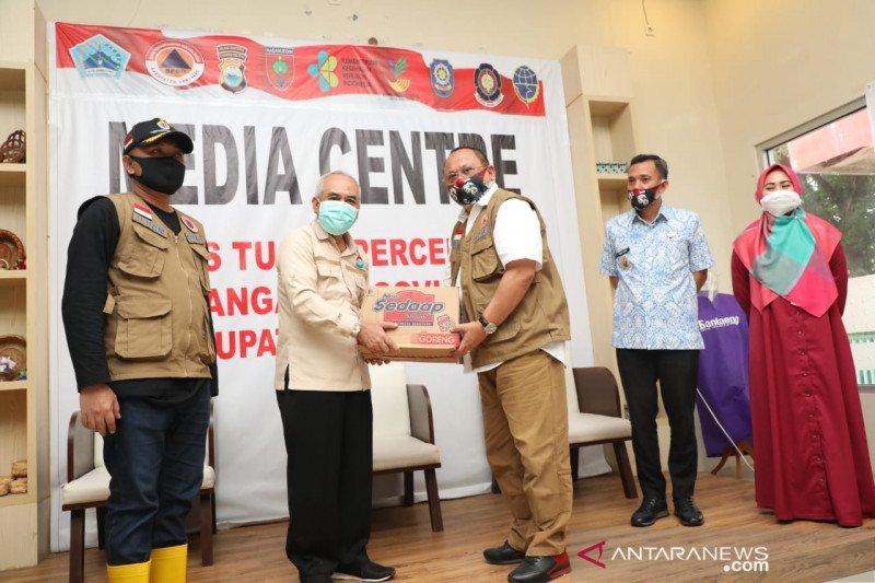 Kabupaten Jeneponto dan Bantaeng saling bantu tangani dampak bencana