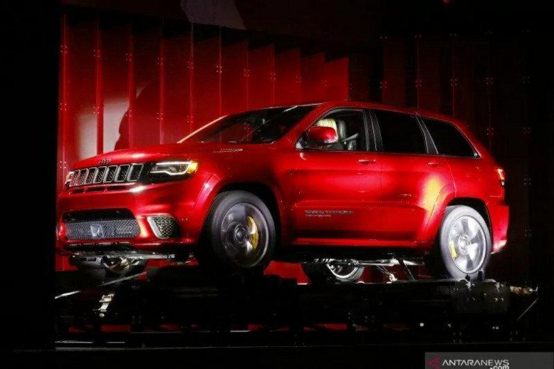 95.000 Jeep Cherokee ditarik gara-gara masalah transmisi