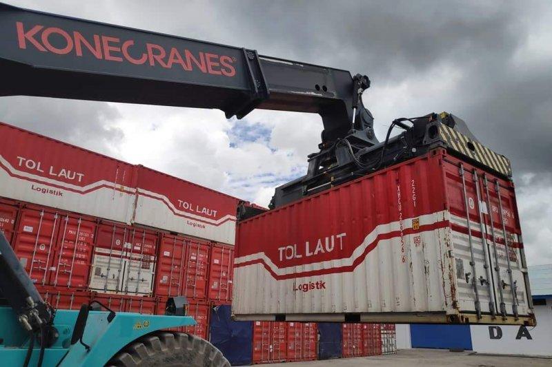 Kemenhub jamin distribusi logistik lewat tol laut akan tetap lancar