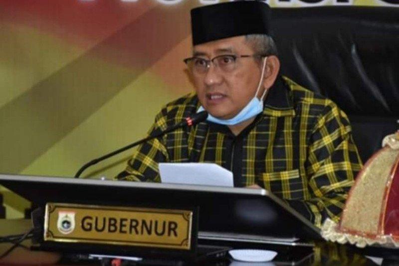 Gubernur Sulbar : Pembangunan sumber daya alam modal pembangunan