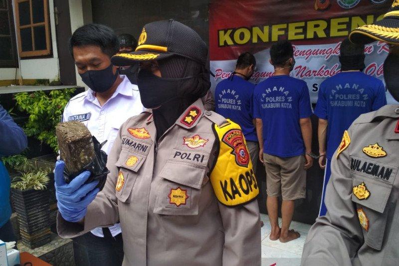 Kepolres Sukabumi Kota ingin aparatnya tangkap bandar besar narkoba