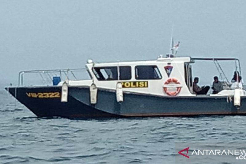 Petugas telurusi kapal karam berukuran besar  yang  terekam Googlemaps