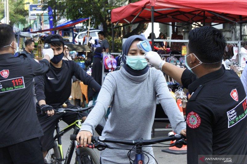 Gugus Tugas: Car Free Day di Jakarta banyak tak terapkan protokol kesehatan