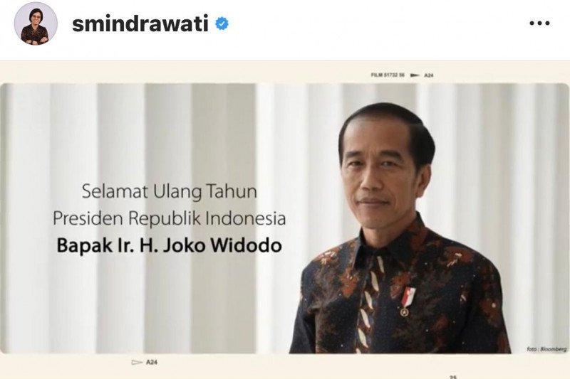 Sri Mulyani sebut Presiden Jokowi pribadi yang ramah, terbuka namun tegas