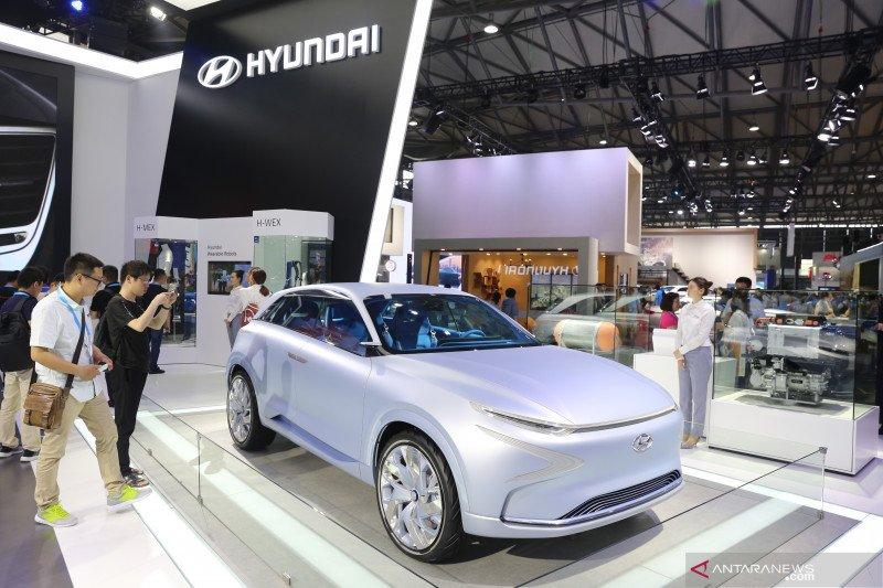 Hyundai dan LG pertimbangkan dirikan pabrik patungan baterai di Indonesia