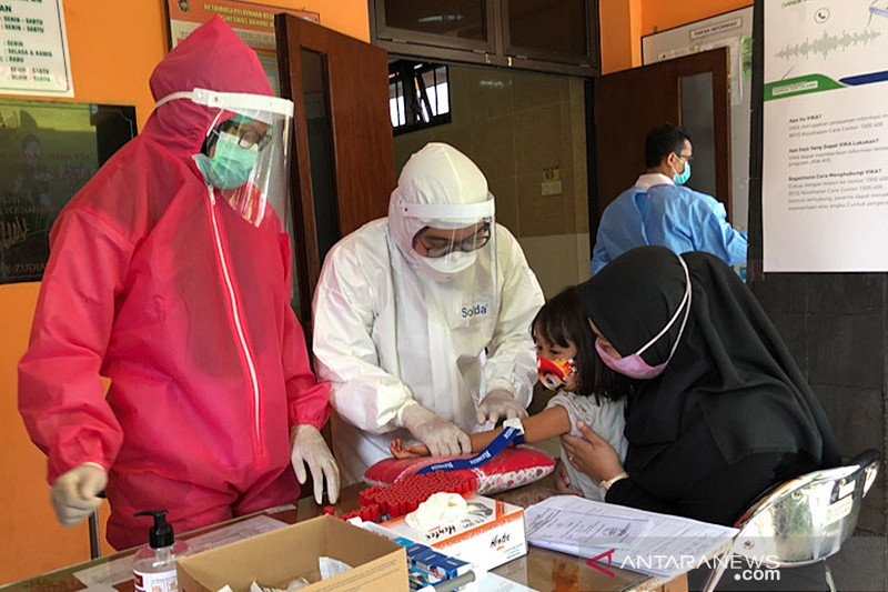 Pasien COVID-19 dalam perawatan di Yogyakarta masih empat orang