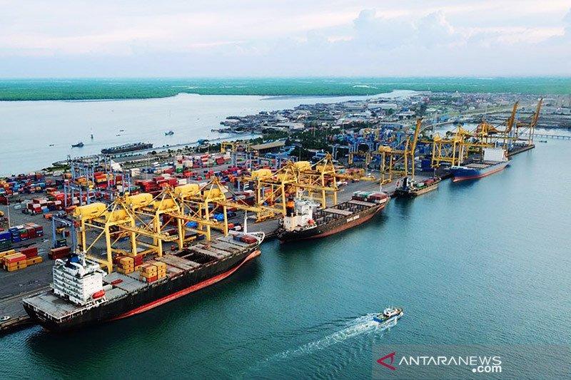 Pemerintah tanggung bea masuk impor barang dan bahan industri