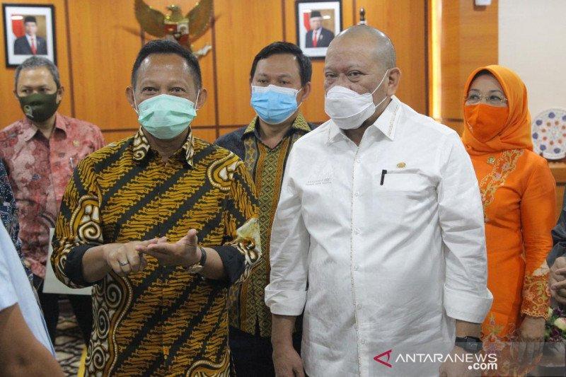 Bupati-DPRD Jember konflik, Mendagri Tito tunggu keputusan Gubernur Jatim