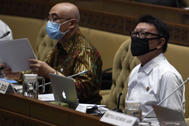 DPR setuju pemerintah lanjutkan tes CPNS formasi 2019