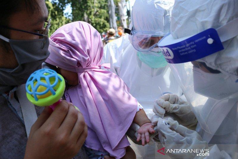 Kota Mataram dan Lombok Barat masih masuk zona merah COVID-19