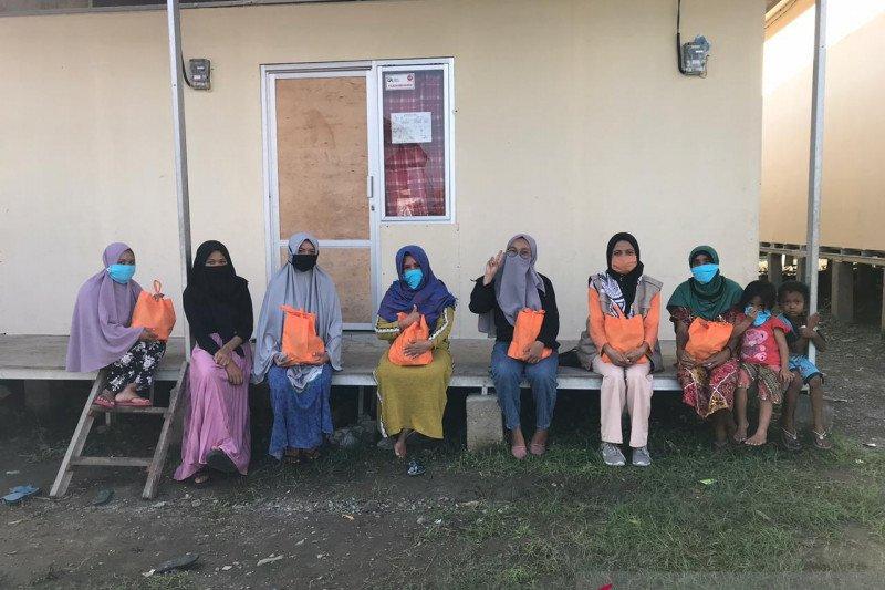 Sikola Mombine  kuatkan ekonomi penyintas bencana Palu di masa pandemi