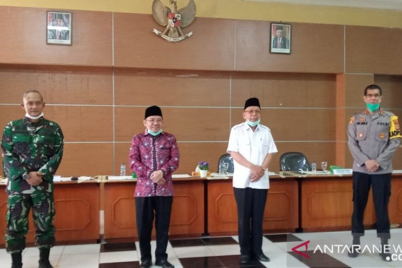 Bupati Lombok Utara menginginkan pembangunan Makodim terealisasi 2021
