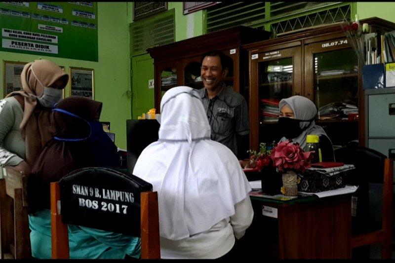 SMAN 9 Bandarlampung perbaiki kesalahan dalam PPDB jalur afirmasi