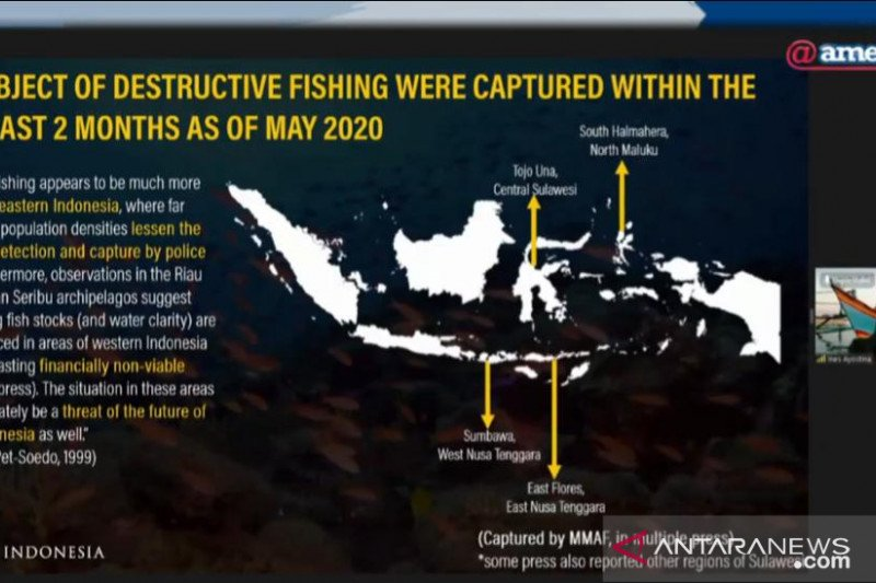 """Ahli AS dan Indonesia menyebutkan kerja konservasi butuh """"Earth Optimism"""""""