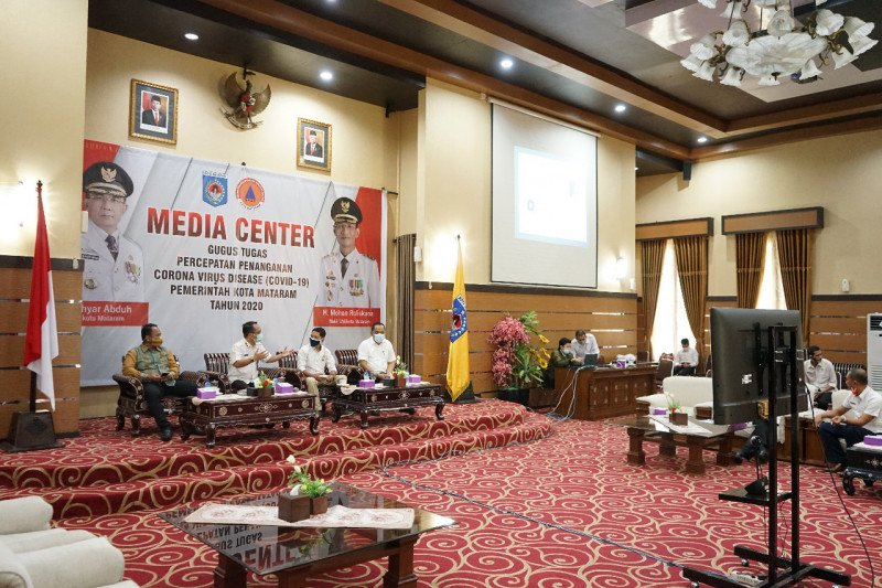 Realisasi NPHD Pilkada Kota Mataram di urutan ke-12