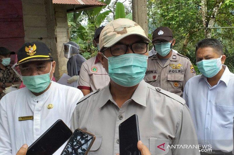 Pasien positif COVID-19 di Solok Selatan bertambah satu orang, miliki riwayat perjalanan dari Batusangkar
