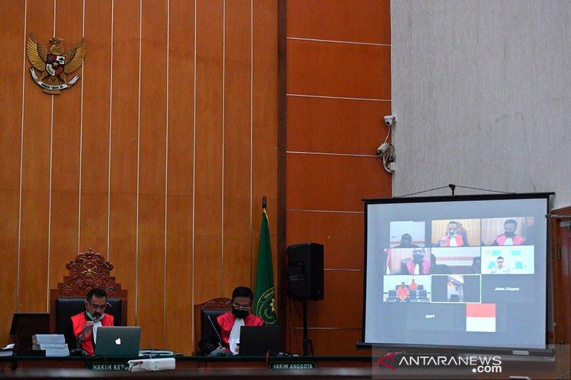 Rekan penusuk Wiranto divonis lima tahun penjara atas perencanaan terorisme