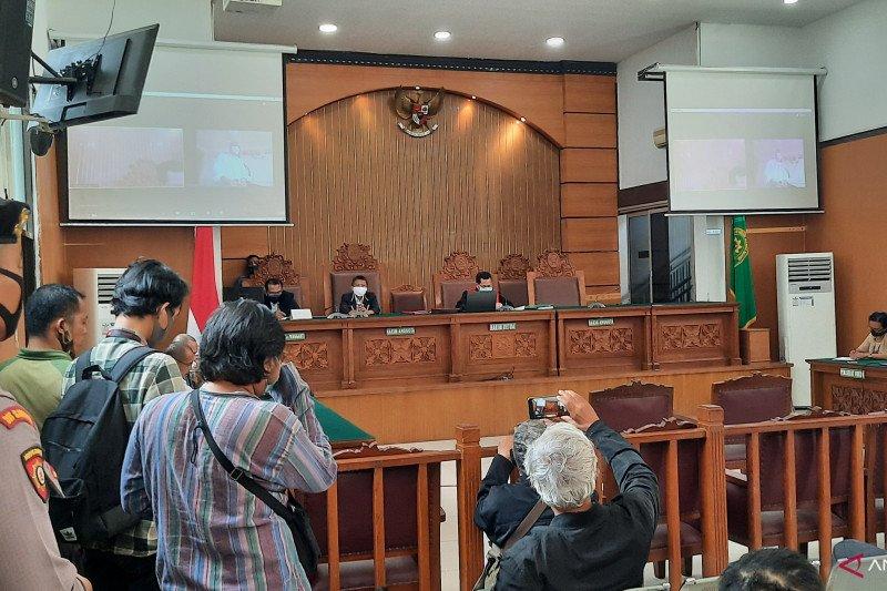 PN Jaksel agendakan pembacaan dakwaan kasus hoaks  Ruslan Buton hari ini