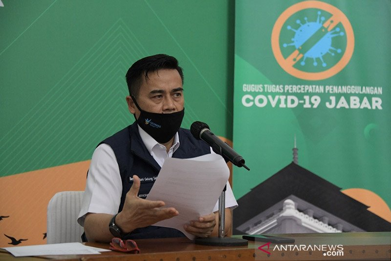 Sekitar 200 siswa Secapa AD Bandung terpapar COVID-19