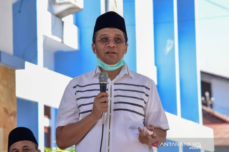 Gubernur NTB memastikan pembangunan sirkuit Mandalika sesuai rencana