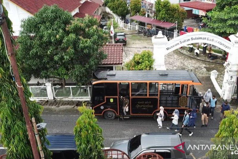 Museum SSBA Tanjungpinang suguhkan kereta wisata