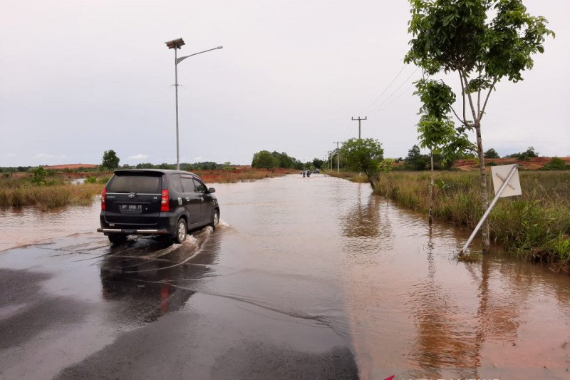 Pemkot Tanjungpinang-BWS IV bangun kolam retensi banjir