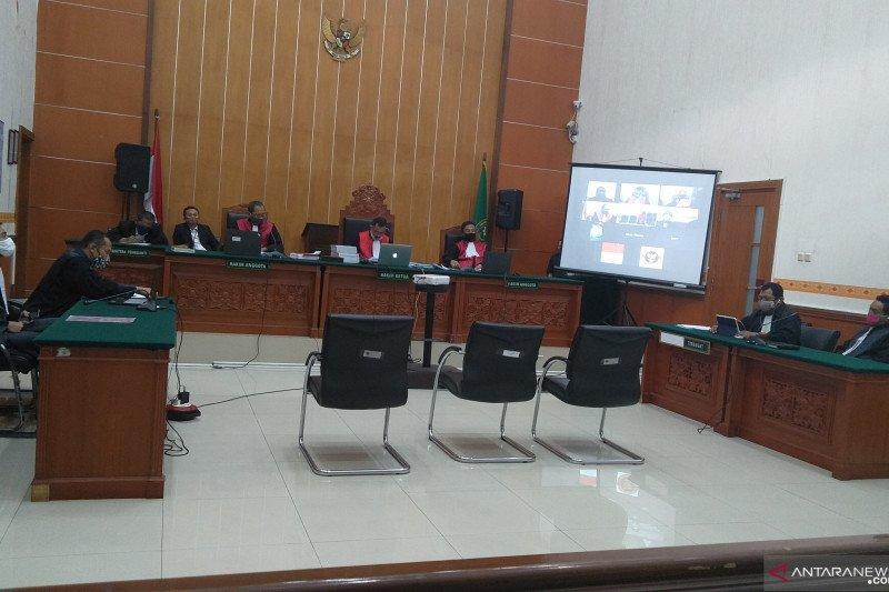 Terdakwa penusuk Wiranto divonis 12 tahun penjara