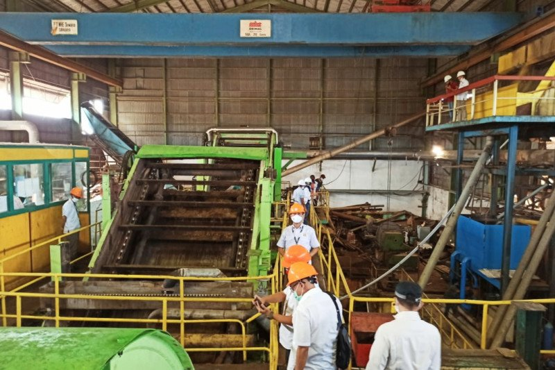 Pabrik Gula Takalar targetkan produksi 21.700 ton gula