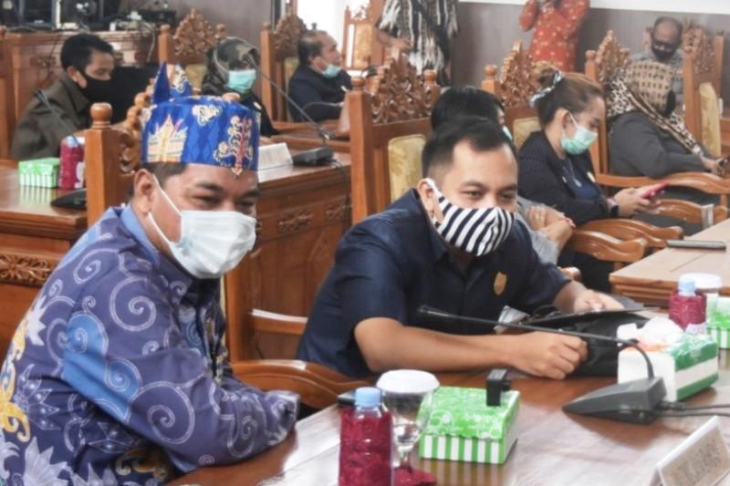 Fraksi Partai Demokrat DPRD Gumas tekankan pentingnya penyajian data pembangunan