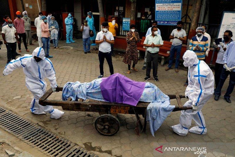 India uji coba calon vaksin pertama COVID-19 pada manusia